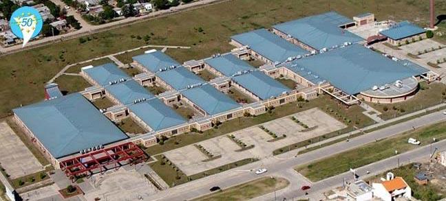 Vista aérea del HAC