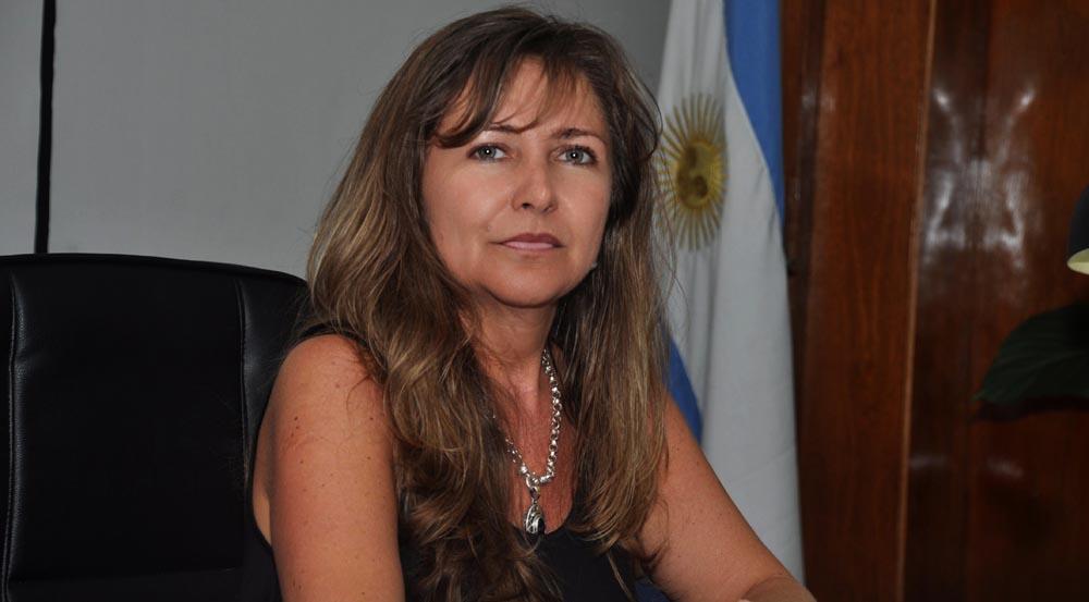 Juez Subrogante de los Juzgados Federales de Formosa , Zunilda Niremperger.