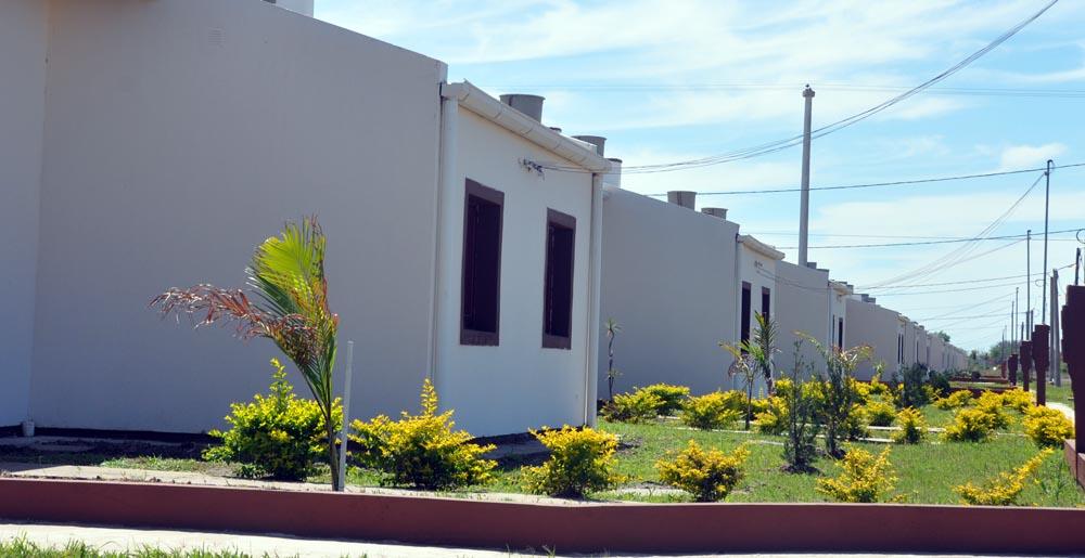 Muchas viviendas serán sorteadas en noviembre.
