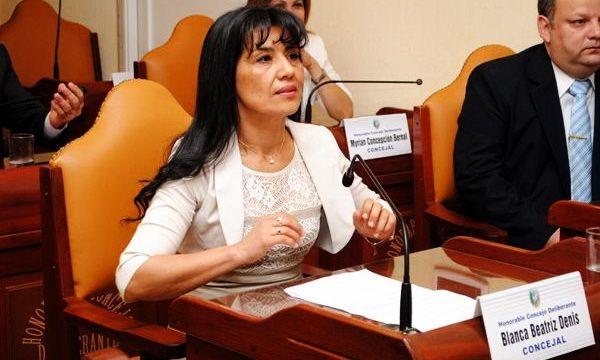 Concejal Blanca Denis