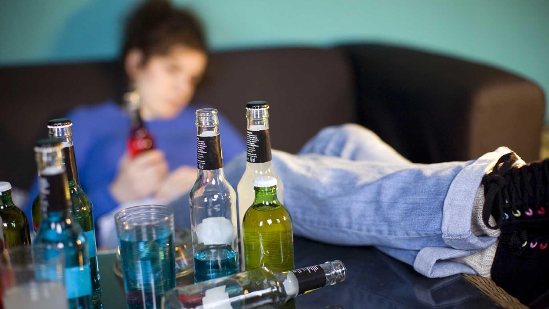 Han dejado a beber las historias de los antiguos alcohólicos sobre aquel como