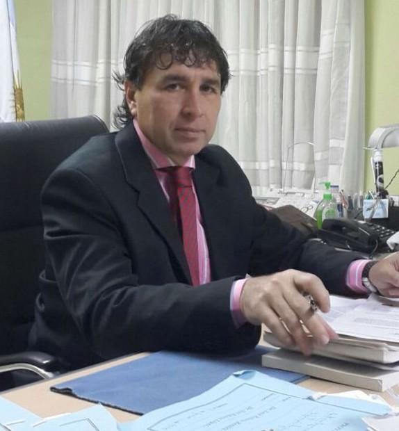 Fiscal Federal Luis Benítez