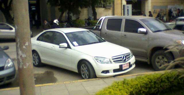 Se acuerda de este Mercedes?