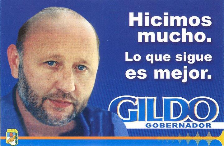 Afiche de campaña (archivo)