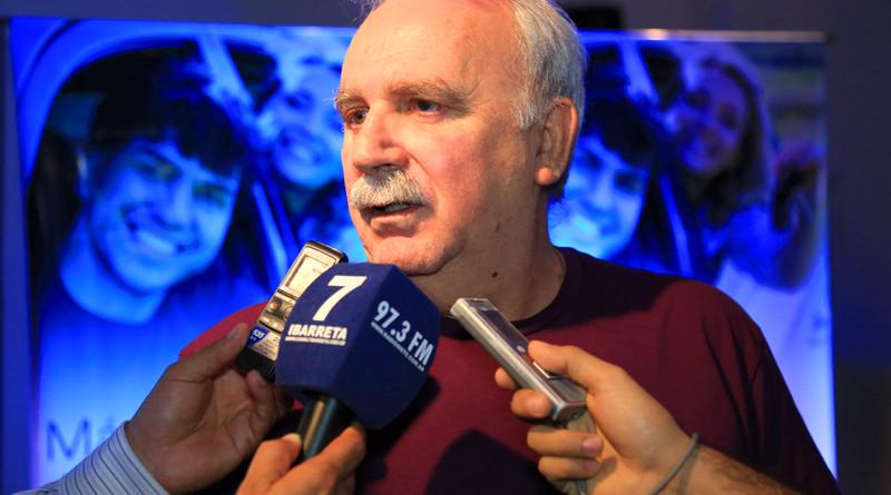 Hugo Zayas, empresario clorindense.