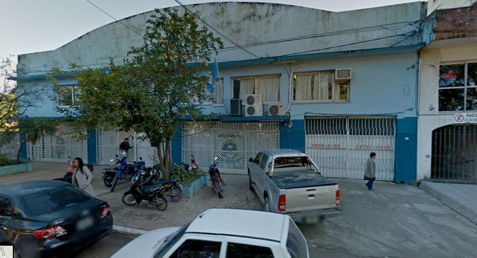 Oficinas de la direcciayo, depende del ministerio de Economía.