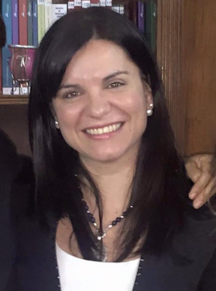 Jueza subrogante Lucrecia Gallardo