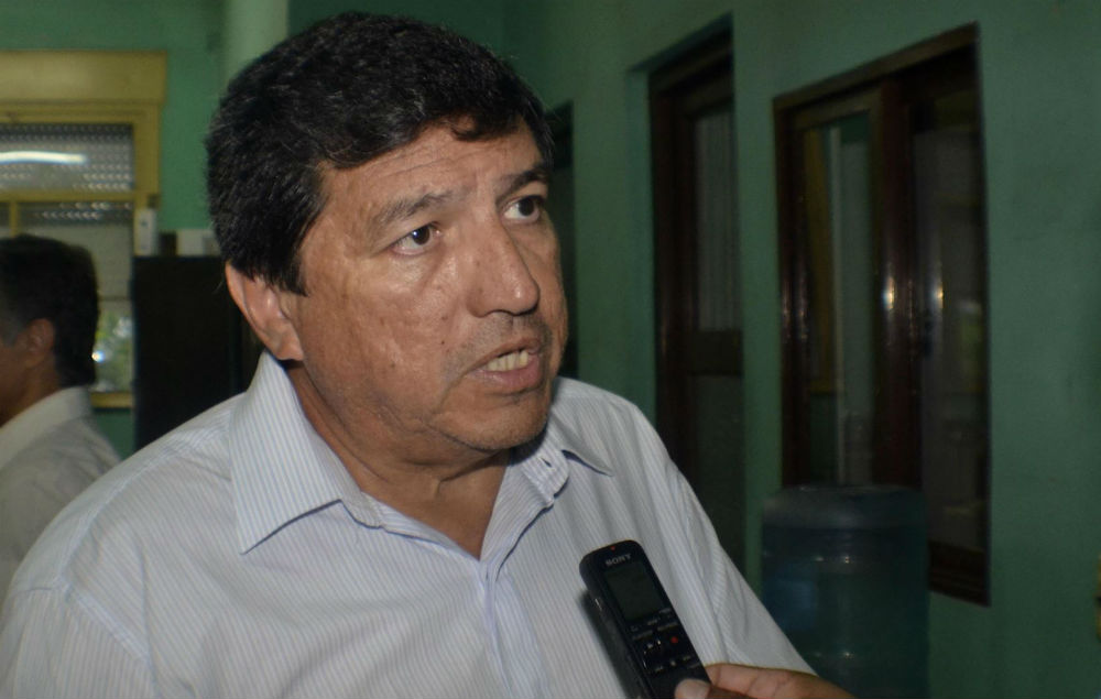 Julio Aráoz (Foto: Elio Lafert)