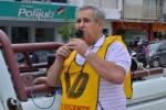 Carlos Toloza, gremio Voz Docente.