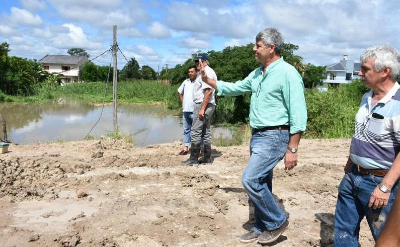 buryaile inundados