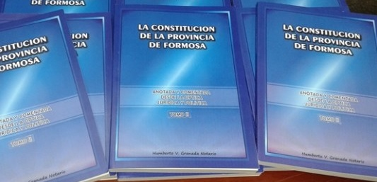 CONSTITUCION PROVINCIA DE FORMOSA 2003