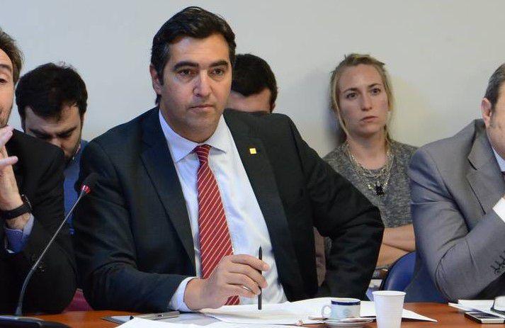 Diputado Nacional Martín Hernández (Cambiemos).