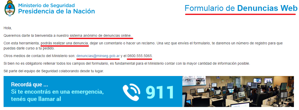 ministerio-de-seguridad-denuncias-web