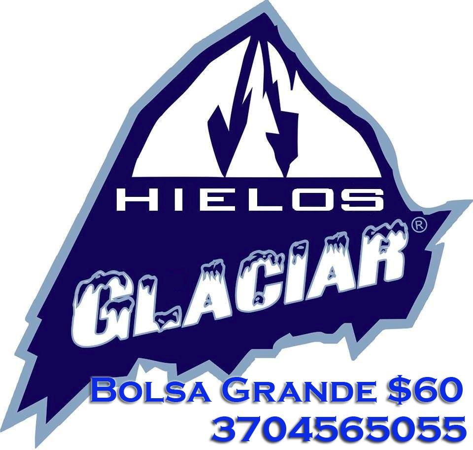 HIELOS GLACIAR 60 pesos