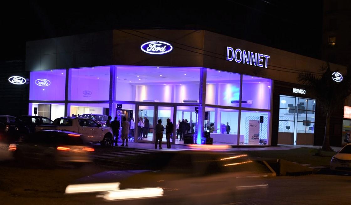 Donnet en Formosa está en avenida Kirchner 2.775, frente al Estadio Cincuentenario.